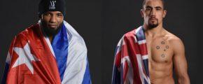 UFC 213: Йоэль Ромео vs Роберт Уиттакер. Прогноз боя в среднем весе