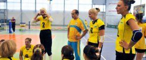 Финал среди женских сборных по волейболу: Украина vs Финляндия. Евролига 2017. Ответный поединок