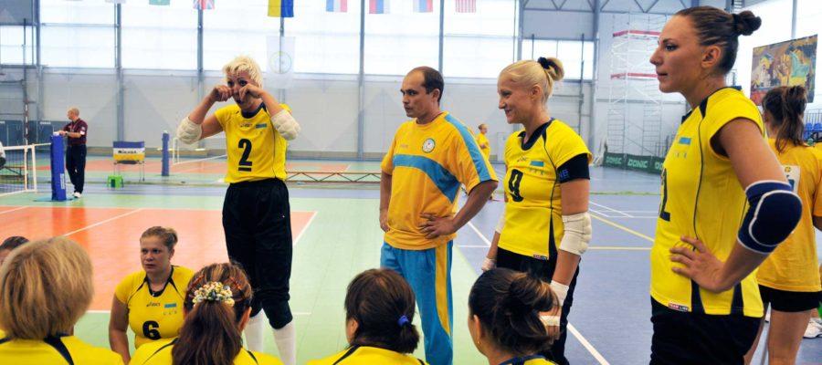 Волейбол: Украина – Финляндия