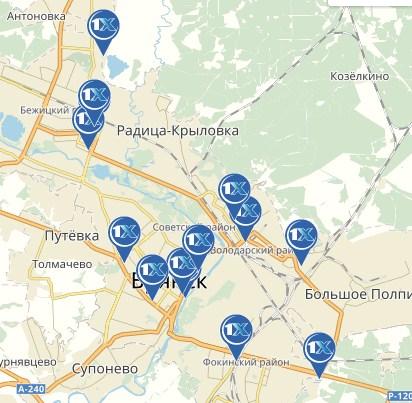1xbet букмекерская контора: Брянск