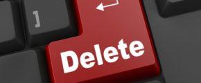 Как удалить аккаунт в 1xbet