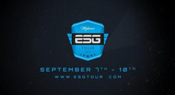 Букмекер Betway стал спонсором киберспортивного турнира ESG Tour