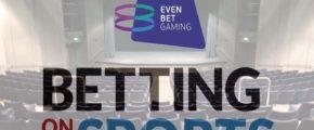 EvenBet продемонстрирует свое игровое портфолио на SiGMA