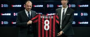 Букмекер Vwin — официальный партнер ФК Милан