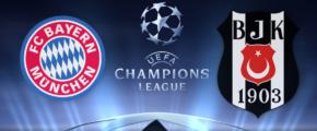 Бавария — Бешикташ. 20.02.2018 Прогноз на матч Лиги Чемпионов