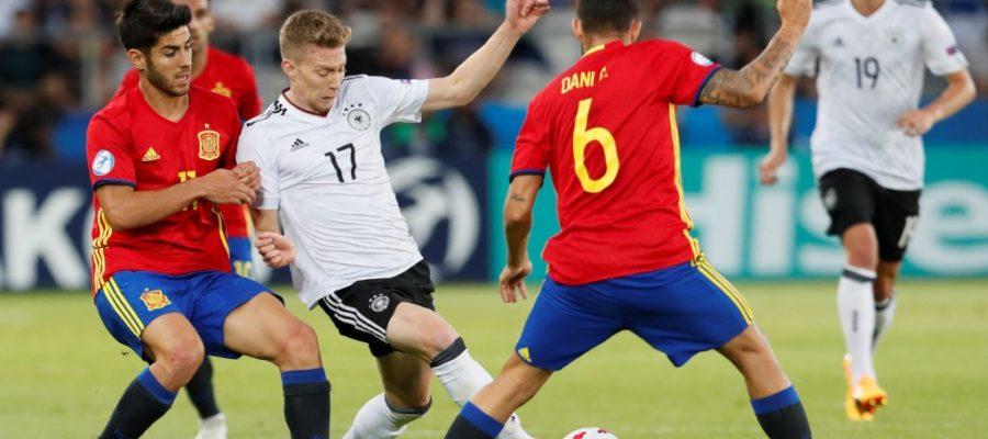 Прогноз и ставки на матч Германия - Испания. 23.03.2018