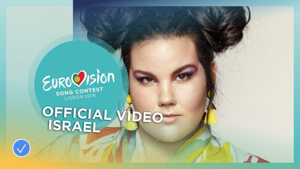 Израиль - главный фаворит Евровидения 2018