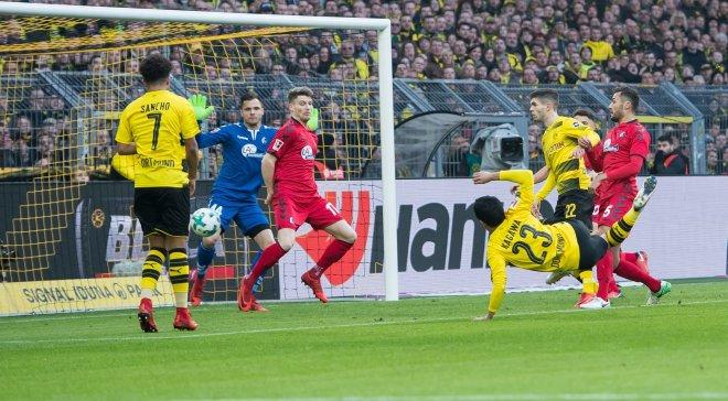 Прогноз и ставки на матч Боруссия Дортмунд - Байер. 21.04.2018