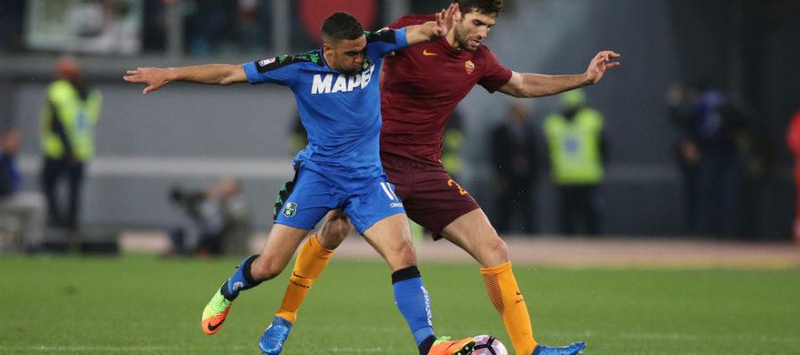 Прогноз и ставки на матч Сассуоло - Рома. 20.05.2018