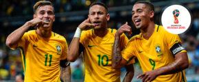 Сборная Бразилии на ЧМ-2018. Ставки букмекеров