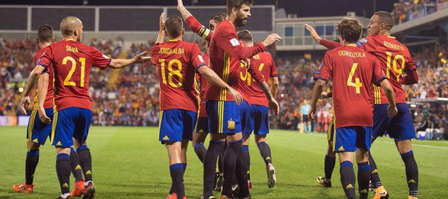 Прогноз и ставки на матч Испания - Швейцария. 03.06.2018