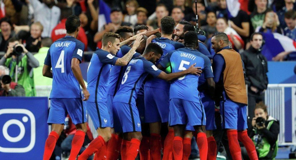Прогноз и ставки на матч Франция - США. 09.06.2018