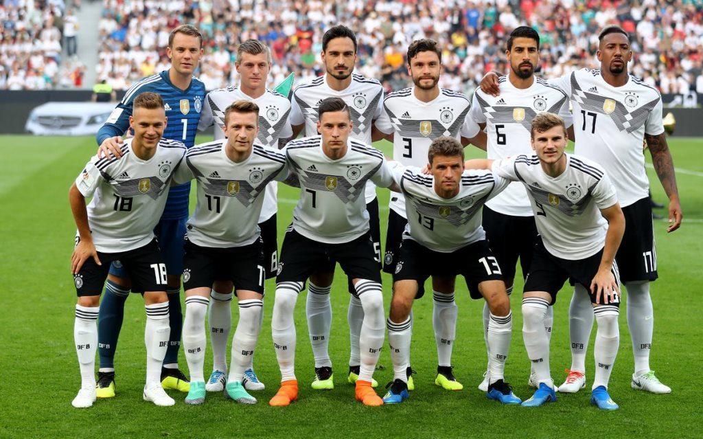 Прогноз и ставки на матч ЧМ-2018: Германия - Мексика. 17.06.2018