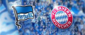 Герта — Бавария. Прогноз на матч Бундеслиги 28.09.18