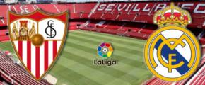Севилья — Реал Мадрид. Прогноз на матч Ла Лиги 26.09.18