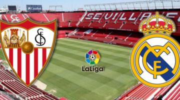 Севилья - Реал Мадрид. Прогноз на матч Ла Лиги 26.09.18