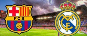 Барселона — Реал Мадрид. Прогноз на матч Ла Лиги 28.10.18