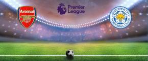 Арсенал — Лестер Сити. Прогноз на матч АПЛ 22.10.18