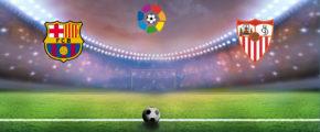 Барселона — Севилья. Прогноз на матч Ла Лиги 20.10.18