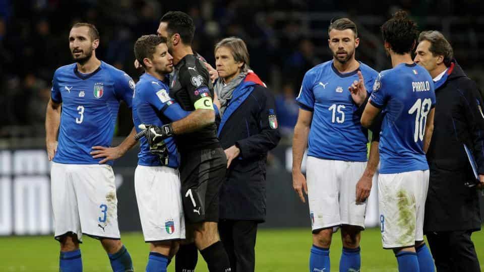 Прогноз на 17.11.2018. Италия - Португалия