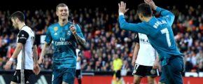 Реал Мадрид — Валенсия. Прогноз на матч Примеры. 01.12.2018