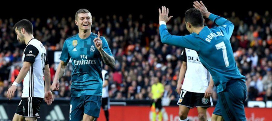 01.12.2018 Реал Мадрид - Валенсия. Прогноз на матч Примеры.