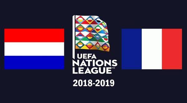 Нидерланды - Франция