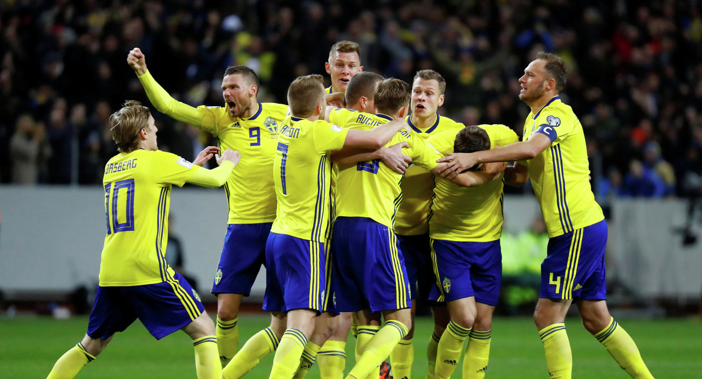 Прогноз на 20.11.2018, Швеция, Россия, Лига наций УЕФА