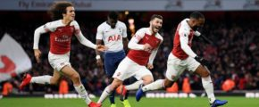 Арсенал — Тоттенхэм. Прогноз на матч Кубка Лиги. 19.12.2018