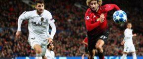 Валенсия — Манчестер Юнайтед. Прогноз на матч Лиги Чемпионов. 12.12.2018