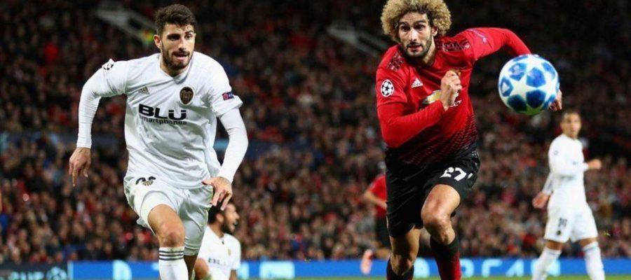 12.12.2018 Валенсия - Манчестер Юнайтед прогноз и ставка на матч ЛЧ