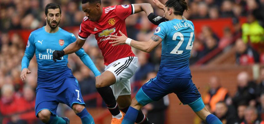 05.12.2018 Манчестер Юнайтед - Арсенал Прогноз и ставка на матч АПЛ