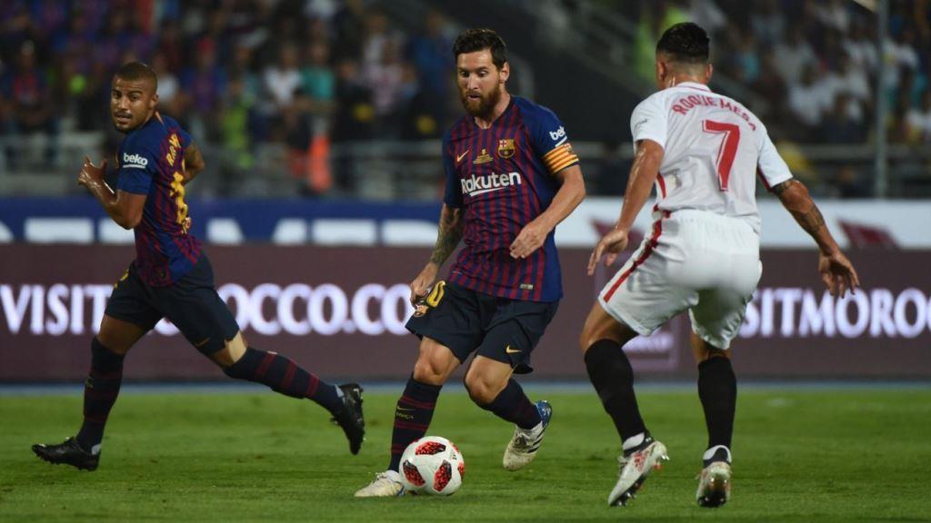 Лео Месси Барселона
