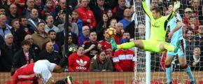 Манчестер Юнайтед — Бёрнли. Прогноз на матч АПЛ. 29.01.2019