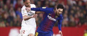 Севилья — Барселона. Прогноз на матч Кубка Испании. 23.01.2019