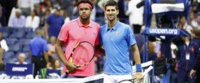 Джокович — Тсонга. Прогноз на матч Australian Open. 17.01.2019