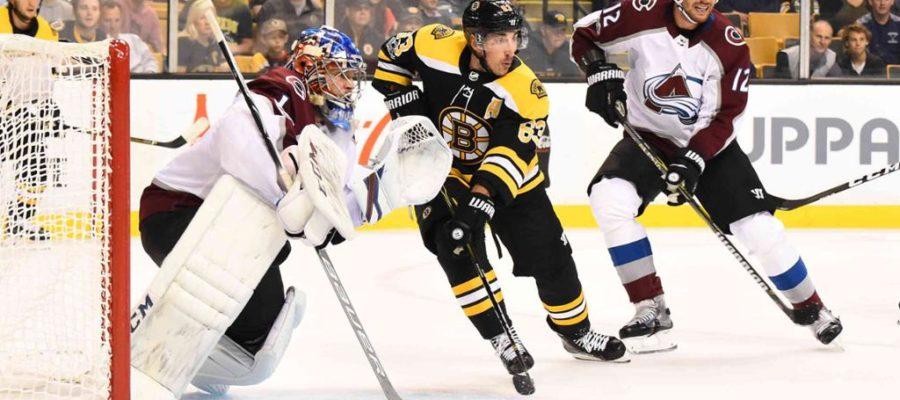 Бостон - Колорадо. Прогноз на НХЛ. 10.02.2019.