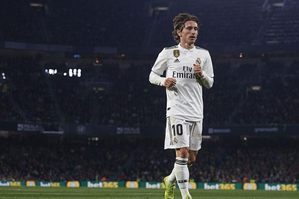 Лука Модрич Реал Мадрид